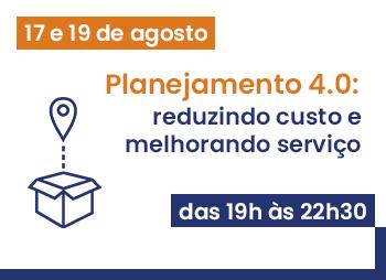 Planejamento 4.0: reduzindo custo e melhorando serviço